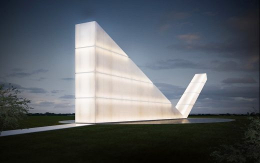 Freedom of the Press Monument by Gustavo Penna Arquiteto & Associados