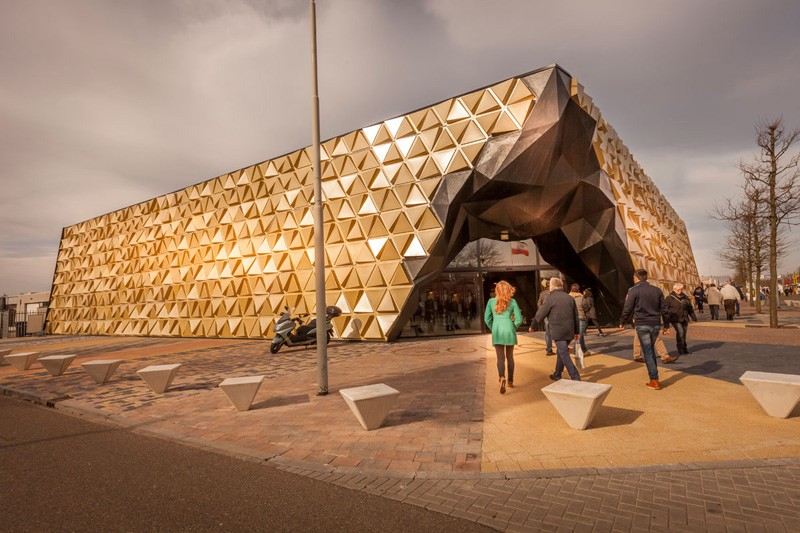 Gold souk in beverwijk e architect for Architect 3d gold
