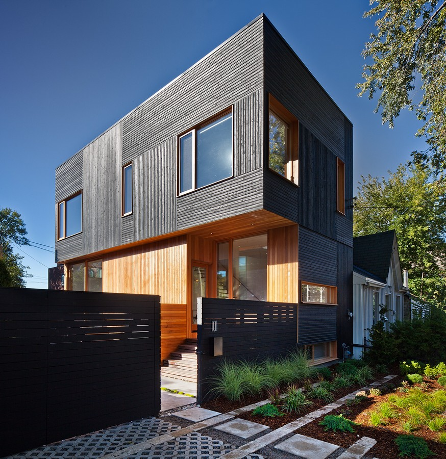 House 3 in toronto e architect Modern house architecture wikipedia