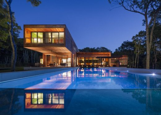 House on Great Hill Road in Southampton by Rangr Studio architects