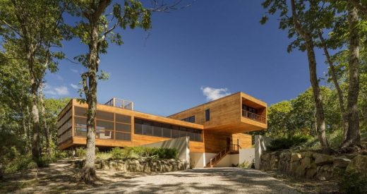 House in Southampton by Rangr Studio architects
