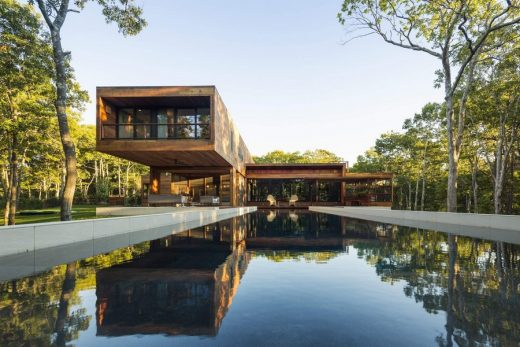 Contemporary Residence in Southampton, Suffolk County