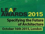 LEAF Awards In London 2015