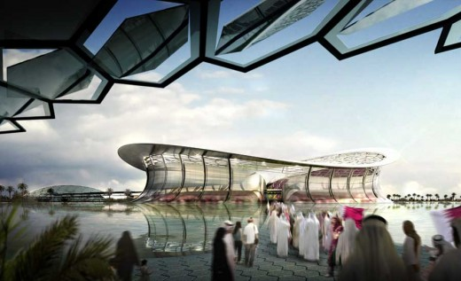 Lusail Iconic Stadium Qatar 2022 World Cup