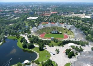 Munich Olympic Park