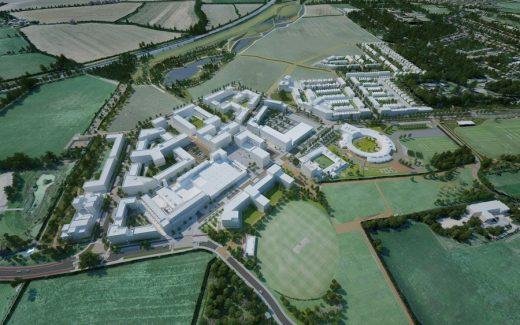 North West Cambridge Masterplan by AECOM
