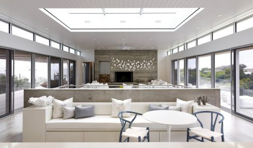 Ocean Deck House in Bridgehampton