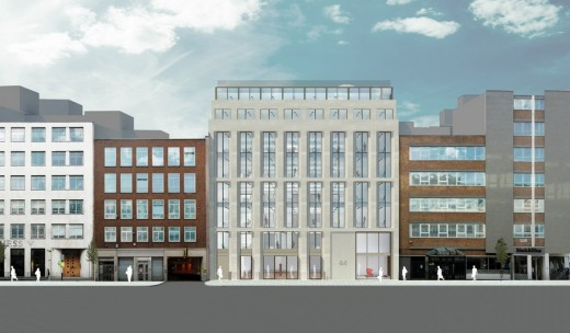 Office And Residential Schemes In Fitzrovia