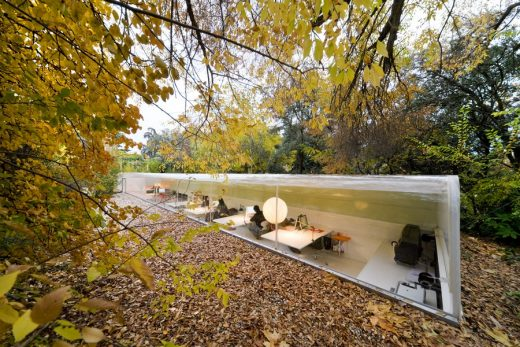 Office in the Woods, Madrid