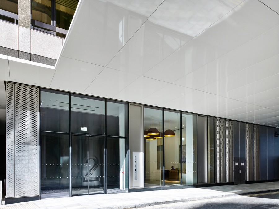 Stephen Street Offices In London E Architect