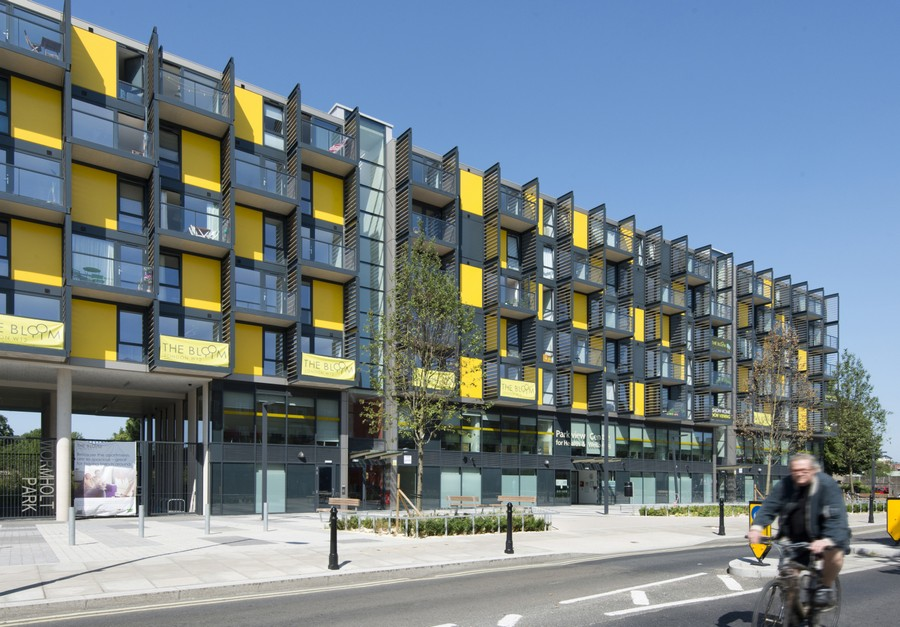 The Bloom Mixed Use Scheme In White City E Architect