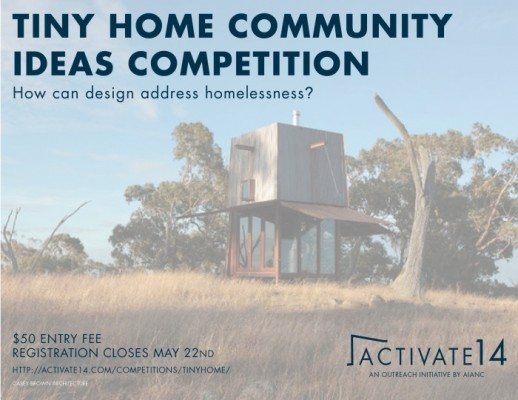 Tiny Homes Architecture Competition