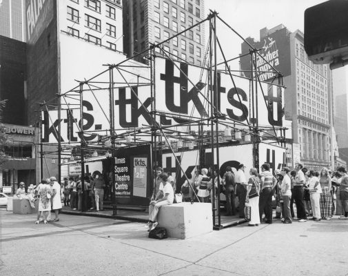 TKTS Booth