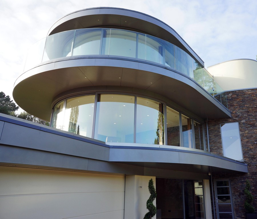 Ventura house dorset residence e architect - Architects poole dorset ...