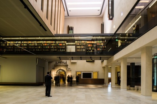 Weston Library at University of Oxford