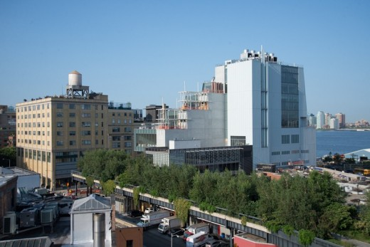 New Building for the Whitney Museum of American Art