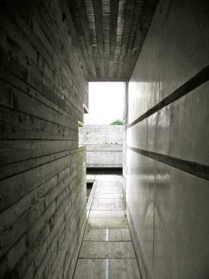 Brion Cemetery by architect Carlo Scarpa