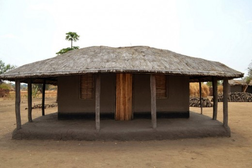 Disappearing Vernacular African Architecture
