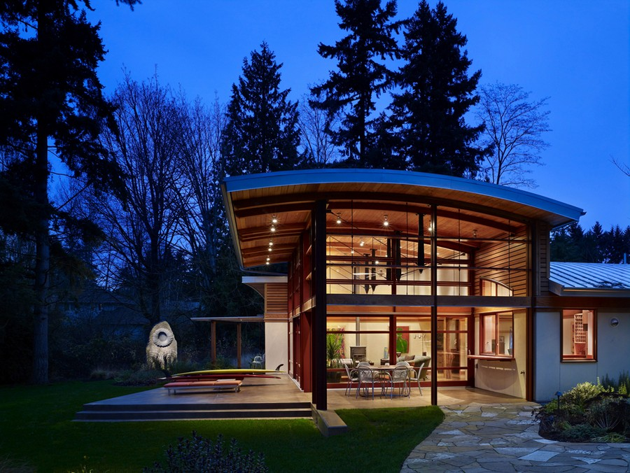 Garden House in Seattle e architect