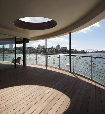 Harbour Front-Row Seat in Woollahra