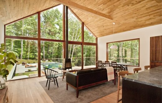 Catskills Forest House