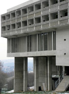 La Tourette Building France