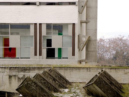La Tourette Building in France