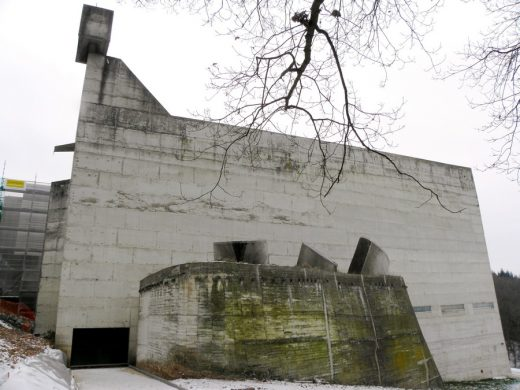 La Tourette Building