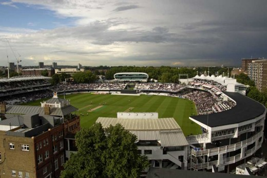 Lords Cricket Ground London MCC