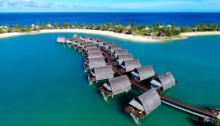 Momi Bay Resort in Fiji