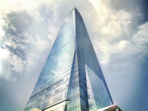 Nanning Resources Center Tower