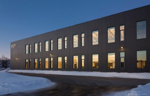 New STGM Architects Head Office