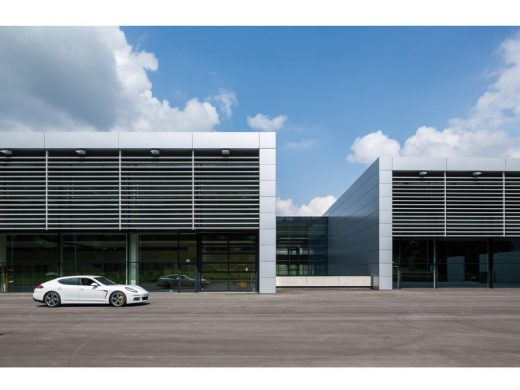Porsche Design Centre in Weissach