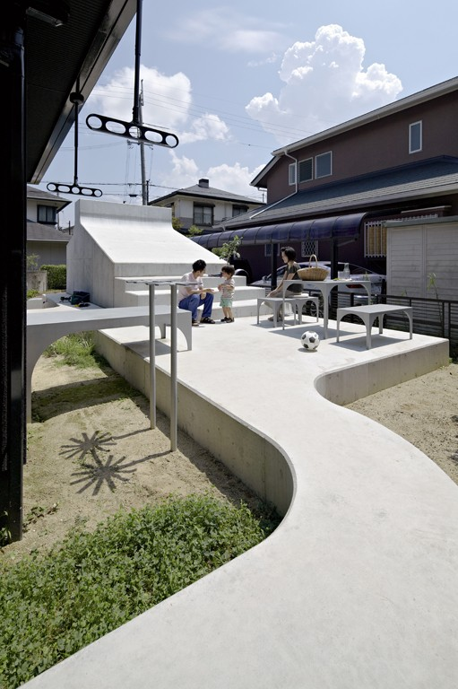 Reform Of Garden In Nara Japan E Architect