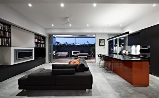 South Yarra Street House in Melbourne