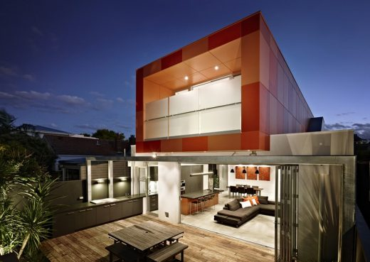 South Yarra House in Melbourne
