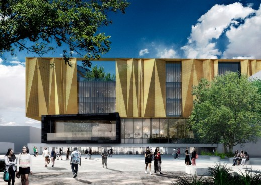 The New Central Library