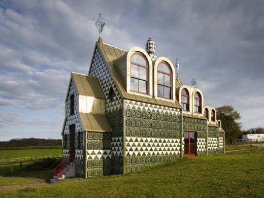 House for Essex by FAT + Grayson Perry - English Houses
