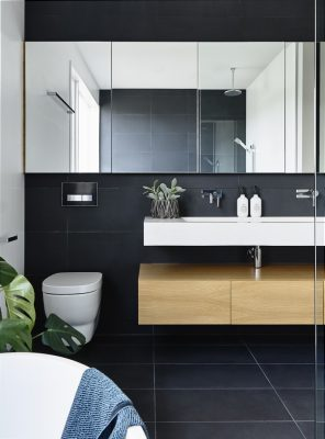 Contemporary Property in suburb of Melbourne