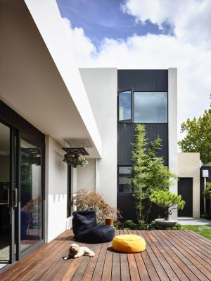 Alphington House in Melbourne design by InForm architects