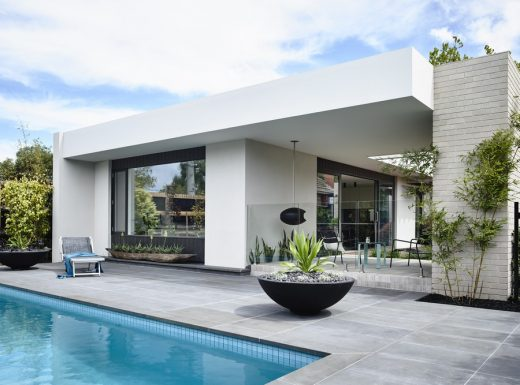 Contemporary Home in Melbourne suburb