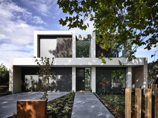 Contemporary Residence in Melbourne suburb