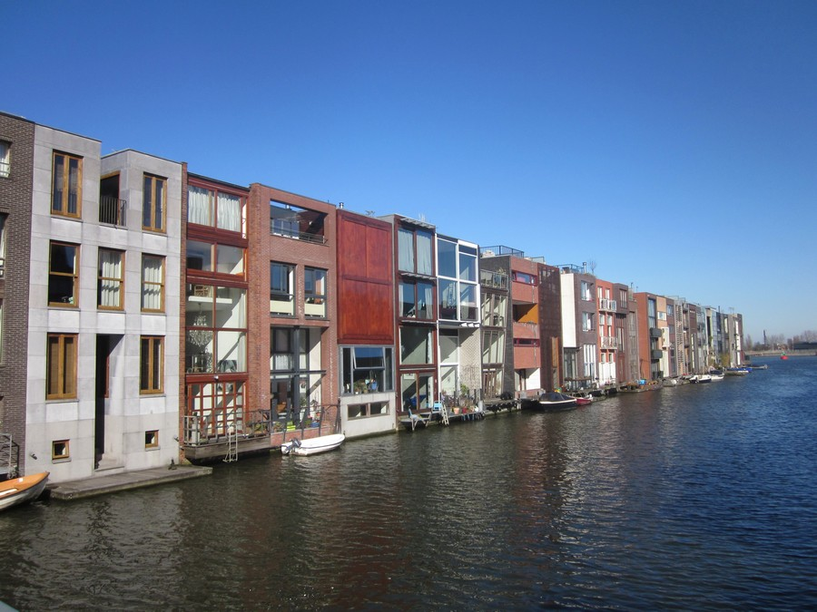 Amsterdam architecture tours walking tours e architect for Product design jobs amsterdam