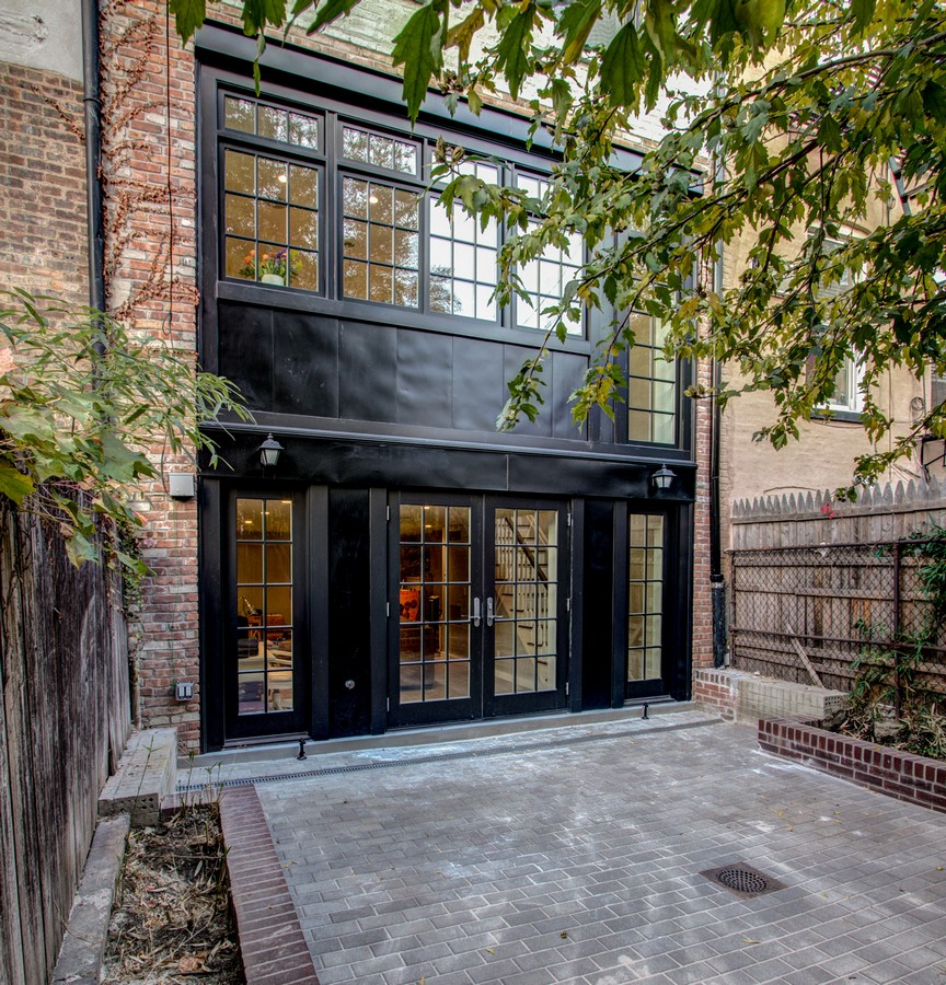 Brooklyn Townhouse New York E architect