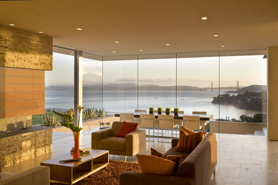 Garay House in Tiburon