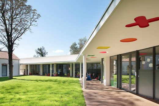 Lodève Childcare Center in France