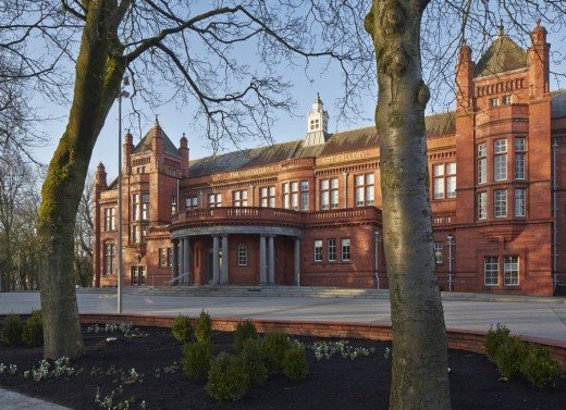 The Whitworth Gallery Extension