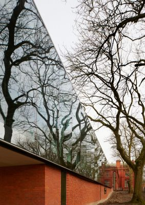 Whitworth Gallery Extension