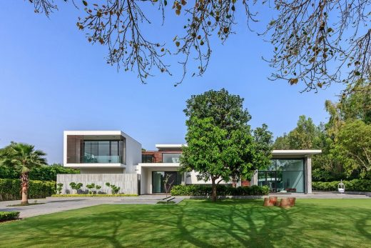 Three Trees House in New Delhi
