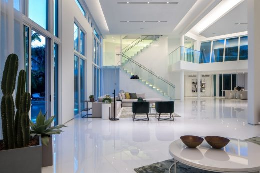 Luxury Atlantic Ocean Home in Miami-Dade County